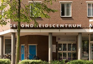 Vestiging Amsterdam Staatsliedenbuurt