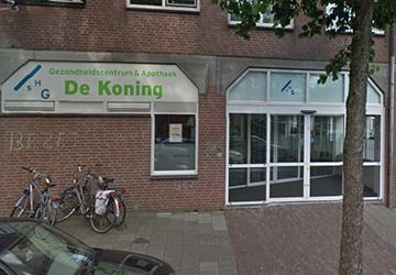 Vestiging Den Haag de Koning