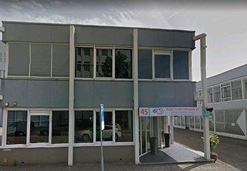 Podotherapie Rijswijk Frijdastraat
