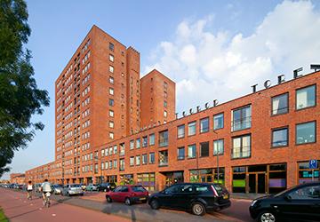 Vestiging Rotterdam Charley Toorop