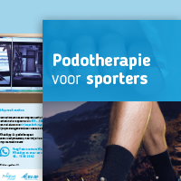 Folder Sportpodotherapie