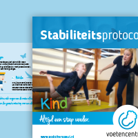 Folder stabiliteit podotherapie