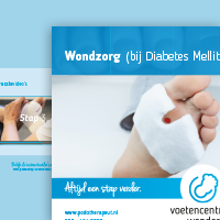 Folder Wondzorg Podotherapie