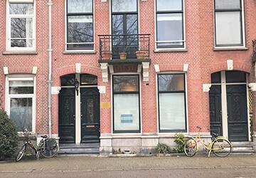 Vestiging Amsterdam Zwaan