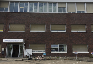 Vestiging Leeuwarden Zorgcentrum Zuid