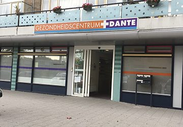 Podotherapie Rotterdam Dante
