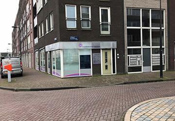 Vestiging Amsterdam Steigereiland